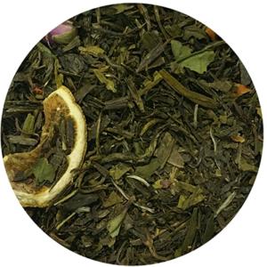 Sencha, Lung Ching, zeleni čaj Yunnan, Pai Mu Tan, aroma, pupoljci ruže, komadići mrkve i naranče