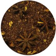 rooibos čaj, komadi cimeta, zvijezde anisa, aroma, cvjetovi kineskog jasmina