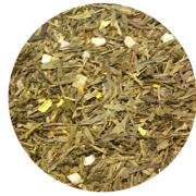 zeleni čaj, ananas, mango, aroma, šafran, suncokret