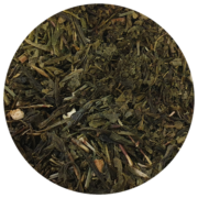 Zeleni čaj Sencha Lemon