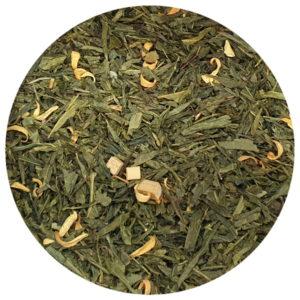 Zeleni čaj Cream Caramel