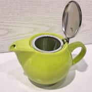 Čajnik, procjedilo, porculan, čaj,