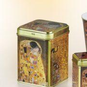 Limenka, kava, čaj, Klimt