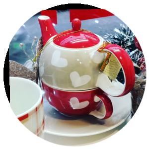 Set za čaj Corazon