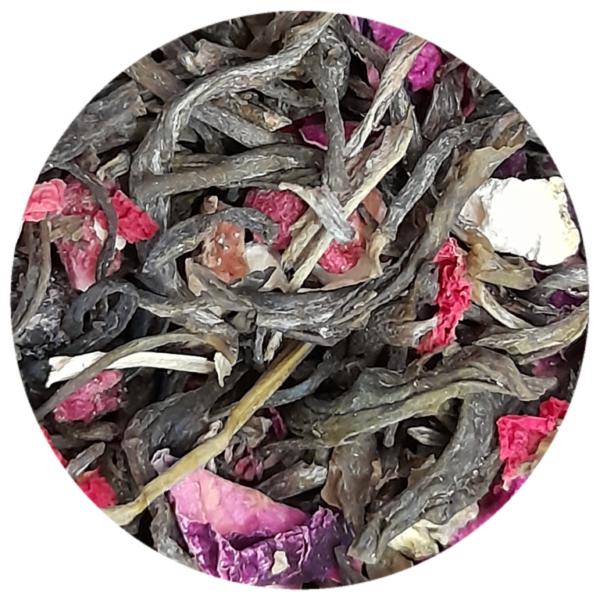 Bijeli čaj Silver Goji