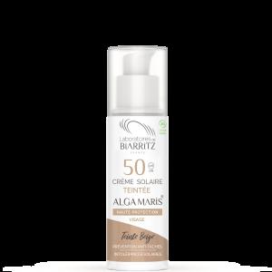 Algamaris-tube-50ml-creme-solaire-teinte-beige-50